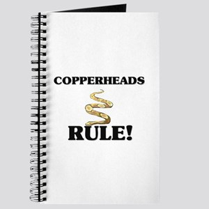 Copperheads Rule! Journal