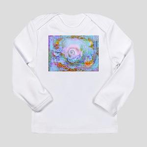 The Mystical shell art work by Long Sleeve T-Shirt