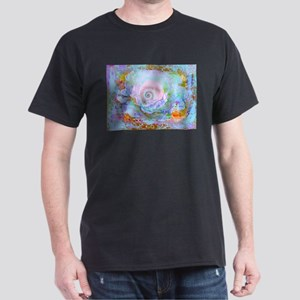The Mystical shell art work by Millie T-Shirt