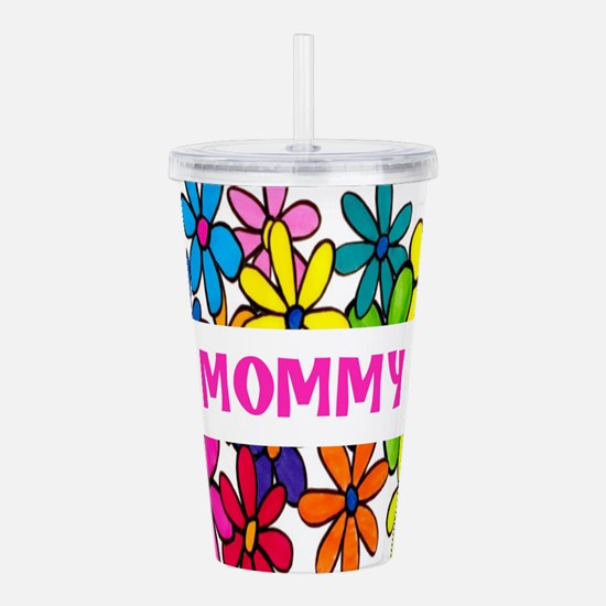First mothers day Acrylic Double-wall Tumbler