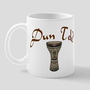 Dun Tec? Doumbek Mug