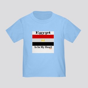 Egypt - Heart Toddler T-Shirt