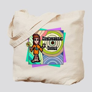 Psychedelic Times Tote Bag