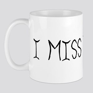 """I Miss The O.C."" Mug"