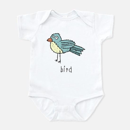 Blue Bird Infant Bodysuit