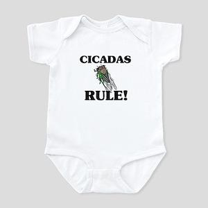 Cicadas Rule! Infant Bodysuit