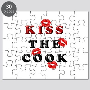 Kiss the Cook Design Puzzle