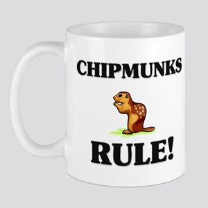Chipmunks Rule! Mug