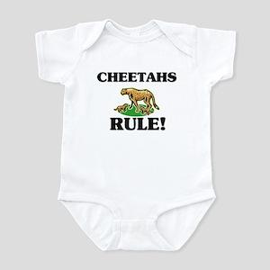 Cheetahs Rule! Infant Bodysuit