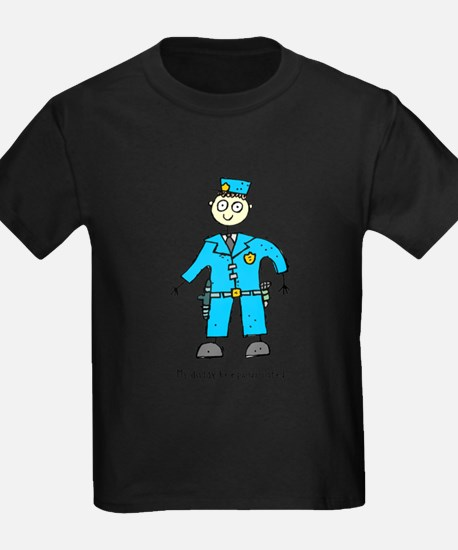 Daddy's a Policeman T