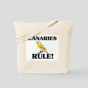 Canaries Rule! Tote Bag