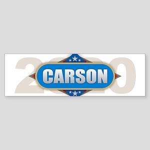 Carson 2020 Bumper Sticker
