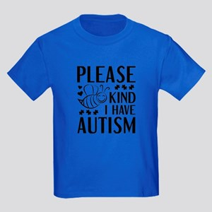 I Have Autism White T-Shirt