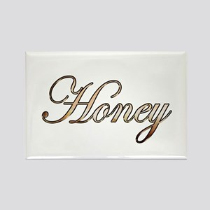Gold Honey Magnets