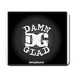 DAMN GLAD - Mousepad