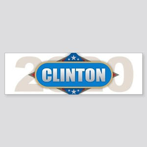 Clinton 2020 Bumper Sticker