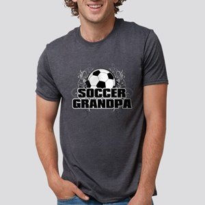 Soccer Grandpa (cross) T-Shirt