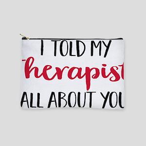 Therapist Makeup Bag