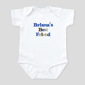 Briana's Best Friend Infant Bodysuit