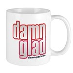 DAMN GLAD - Mug
