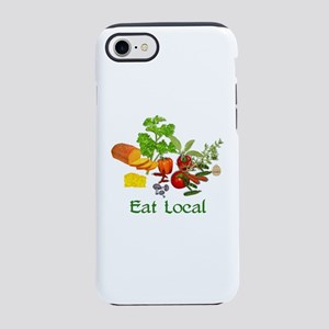 Eat Local iPhone 8/7 Tough Case