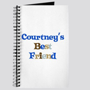 Courtney's Best Friend Journal