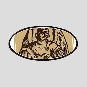 Saint Michael Shield Patch