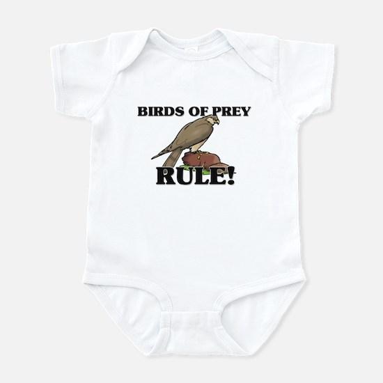 Birds Of Prey Rule! Infant Bodysuit