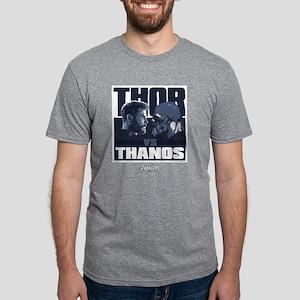 Avengers Infinity War Thor Mens Tri-blend T-Shirt
