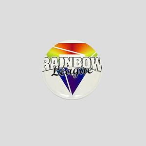 Rainbow League Mini Button