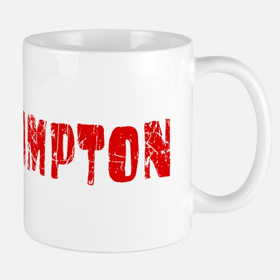 Southampton Faded (Red) Mug