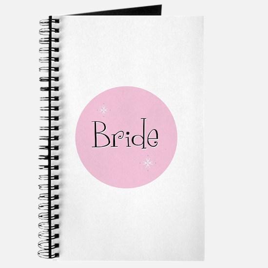 Bride Wedding Journal (style 3)