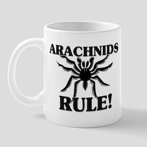 Arachnids Rule! Mug