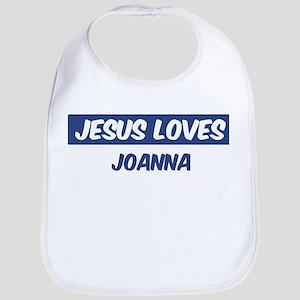 Jesus Loves Joanna Bib