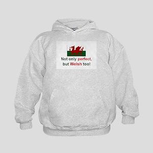Perfect Welsh Kids Hoodie