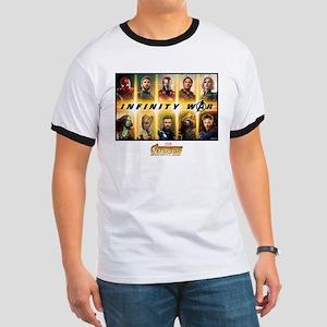 Avengers Infinity War Team Ringer T