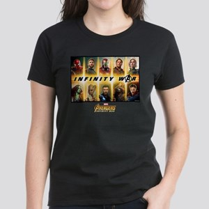 Avengers Infinity War Team Women's Classic T-Shirt