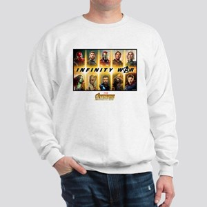 Avengers Infinity War Team Sweatshirt
