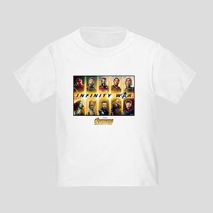 Avengers Infinity War Team Toddler T-Shirt