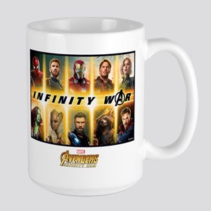 Avengers Infinity War Tea 15 oz Ceramic Large Mug