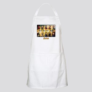 Avengers Infinity War Team Light Apron
