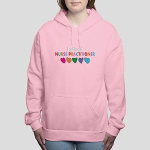 Retired Nurse Practitioner hearts 2 Sweatshirt