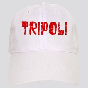 Tripoli Faded (Red) Cap
