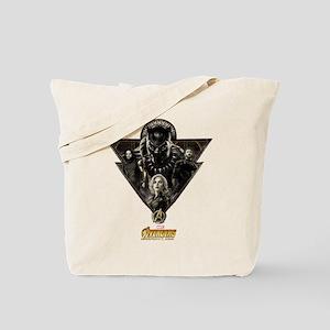 Avengers Infinity War Black Panther Tote Bag