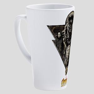 Avengers Infinity War Black Panthe 17 oz Latte Mug