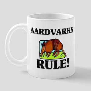 Aardvarks Rule! Mug