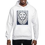 Aleph & Tav Lion Of Judah Hooded Sweatshirt