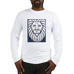 Aleph & Tav Lion Of Judah Long Sleeve T-Shirt