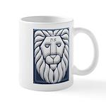 Aleph & Tav Lion Of Judah Mug