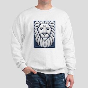 Aleph & Tav Lion Of Judah Sweatshirt